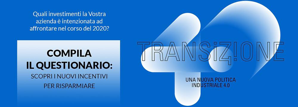 Transizione 4.0, pianifica i tuoi investimenti