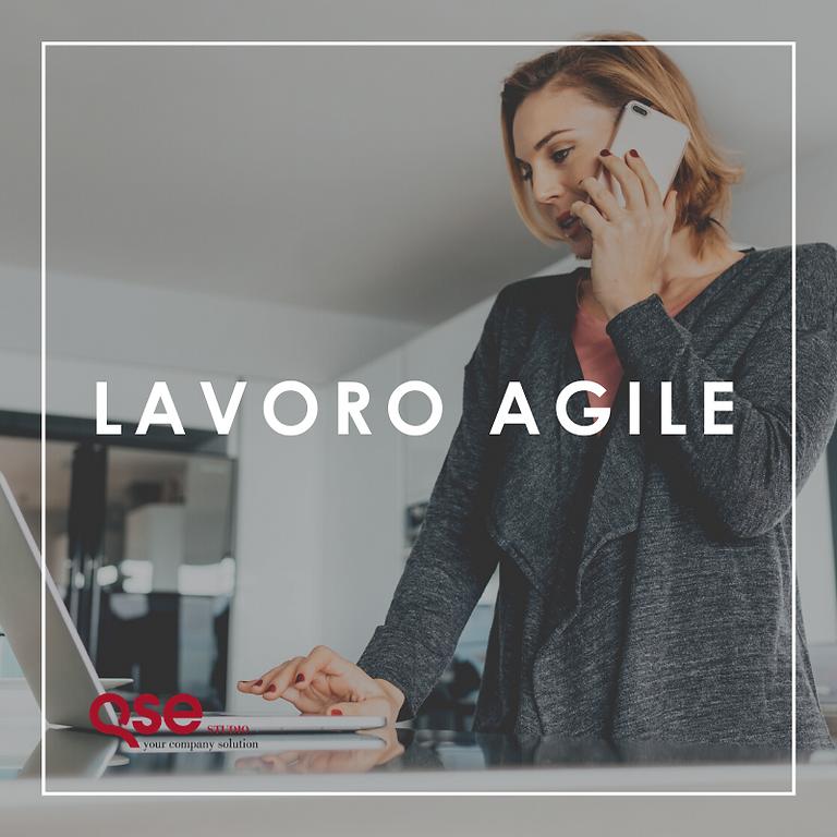Webinar - Lavoro agile semplificato