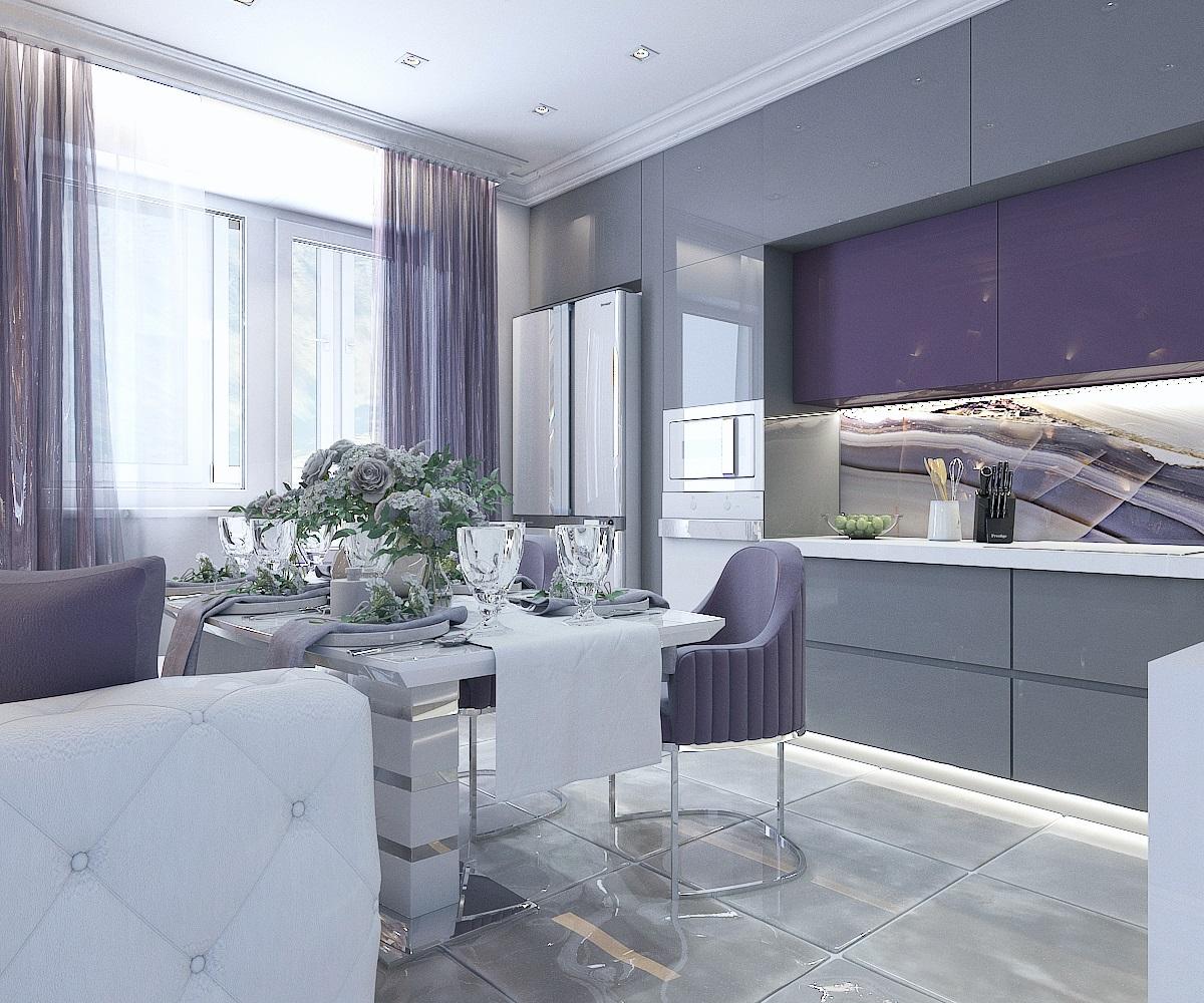 Дизайн кухни (г.Краснодар)