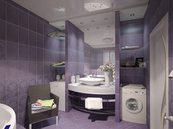 дизайн ванной комнаты 5