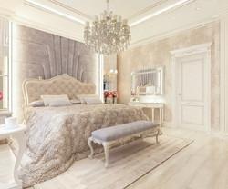 дизайн спальни -частное домовладение
