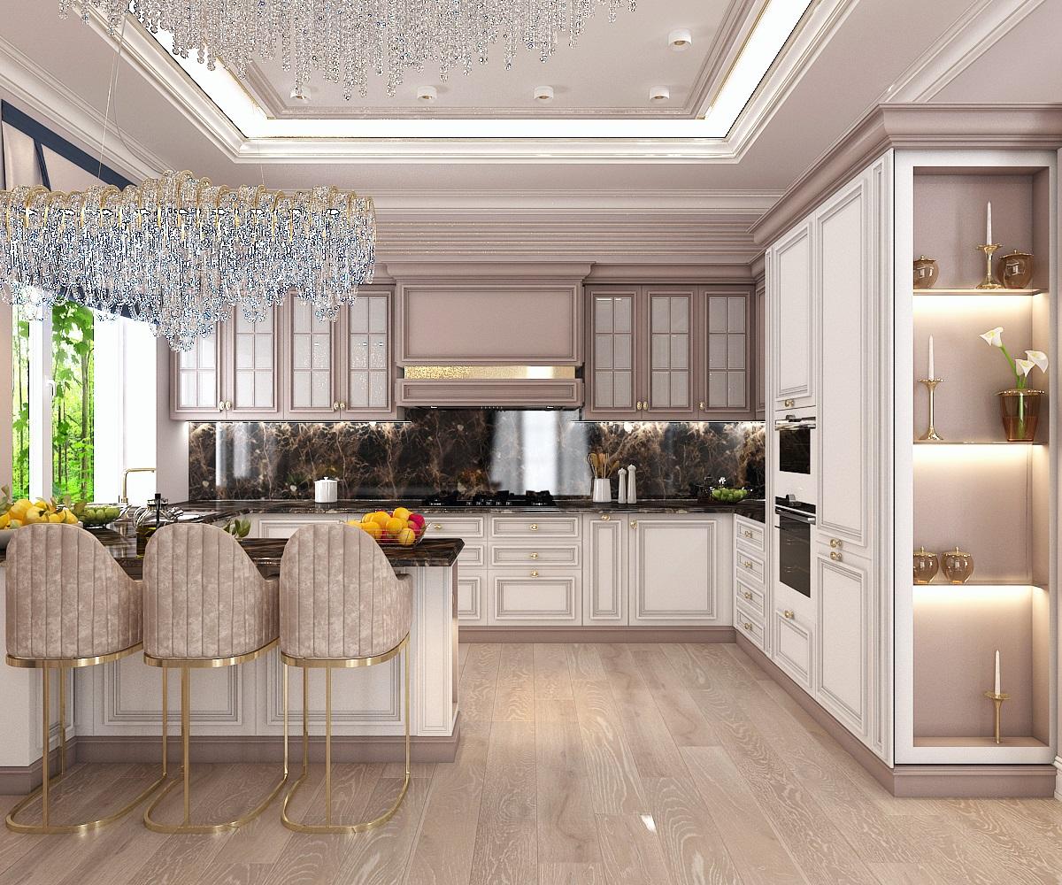 дизайн кухни (г.Ставрополь)