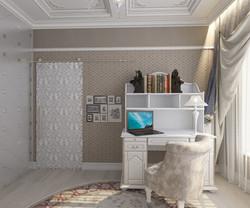 кабинет в частном домовладении