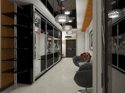 дизайн кухни-гостиной 10
