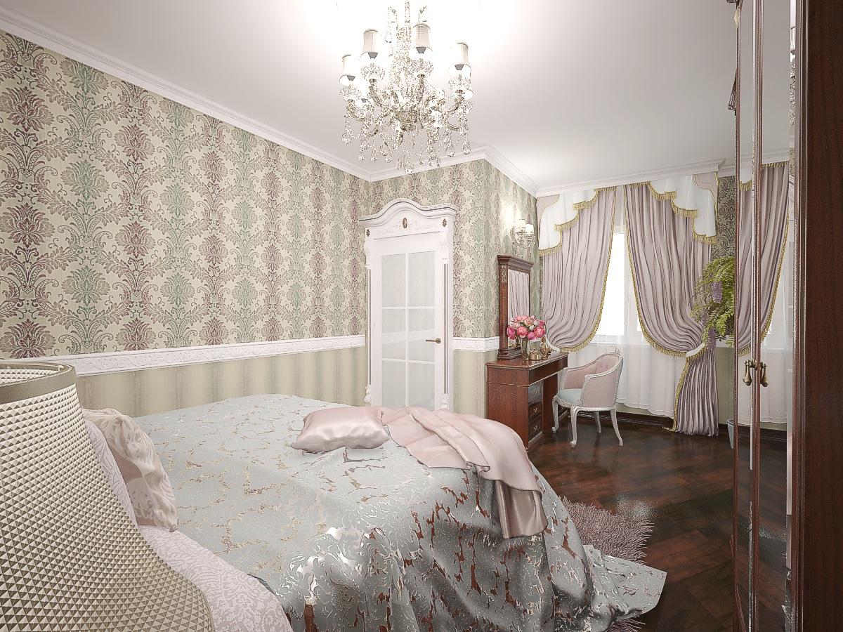 дизайн спальни 3