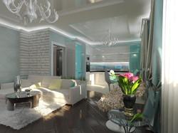 дизайн кухни-гостиной5
