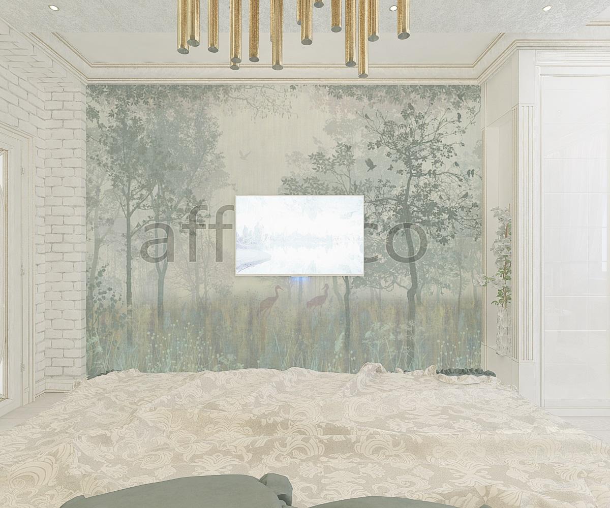 дизайн спальни 4-комнатная квартира