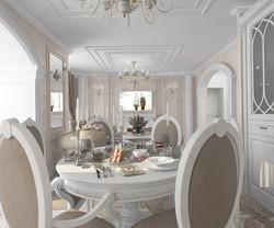 Кухня-гостиная-холл