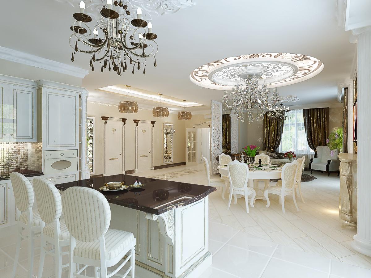 дизайн-кухни-гостиной7