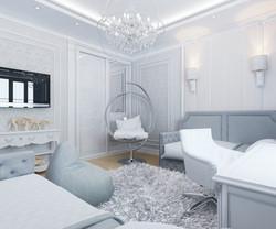 дизайн детской частное домовладение
