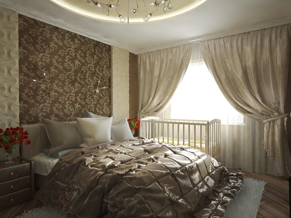 дизайн спальни 1