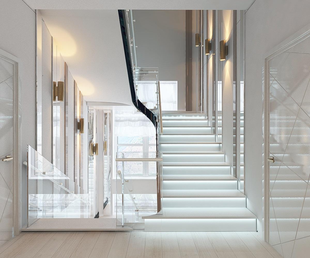 1 этаж частном домовладении