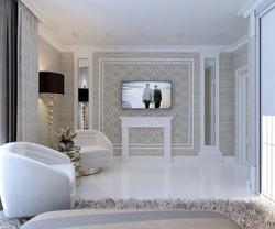 Спальня в частном домовладении (Крас