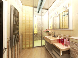 дизайн ванной комнаты 1