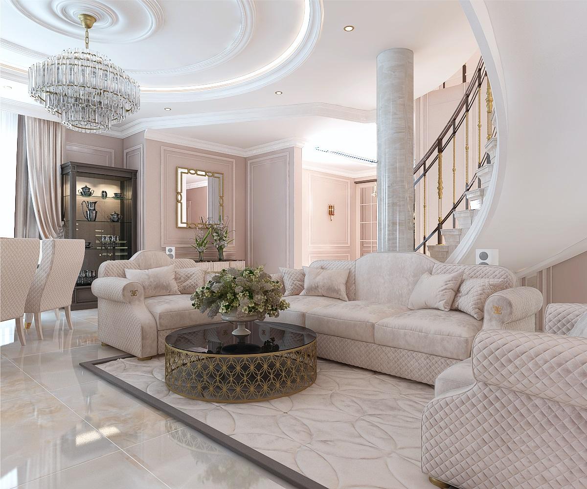 3дизайн гостиной (г.Ставрополь)