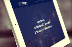 Patera tablet ready website