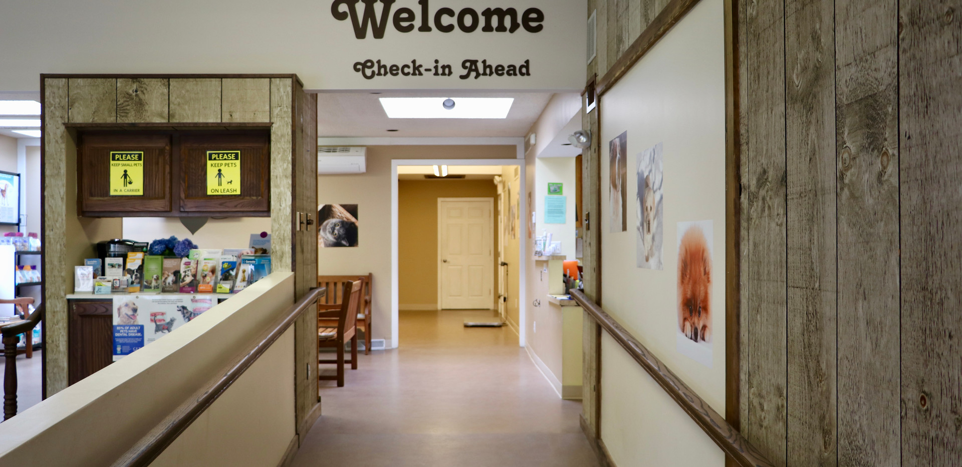 Welcome Entrance