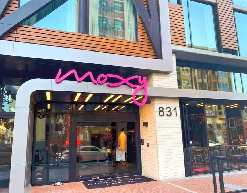 Moxy Hotel San Diego