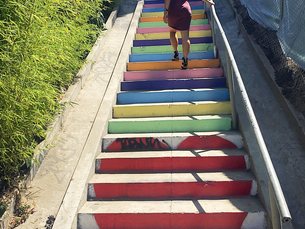 5 Steps to Climbing the Stairs of Success