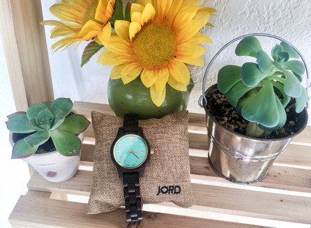 Summertime Style With JORD Watches + GIVEAWAY