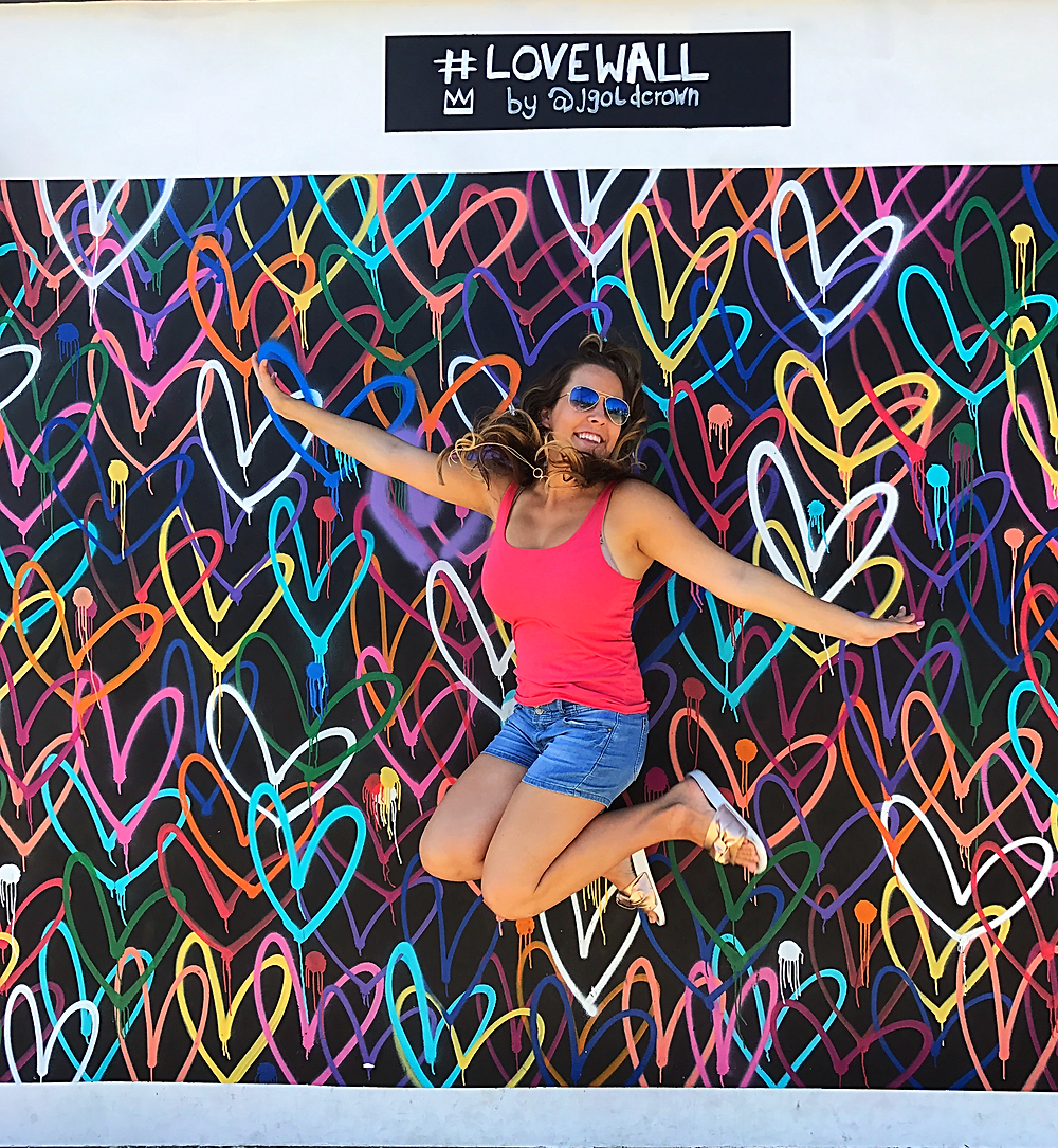 #LoveWall