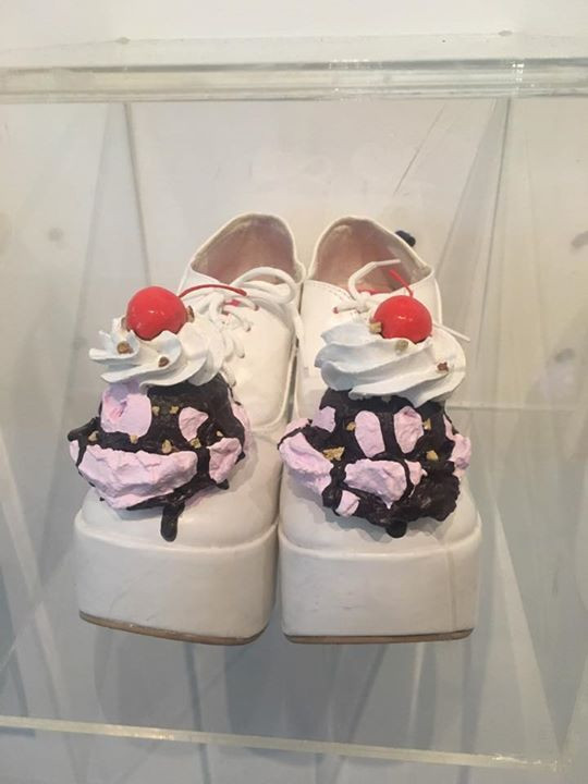 ice cream shoes los angeles