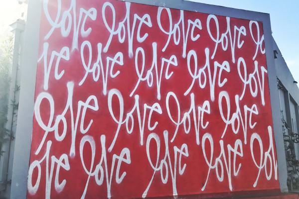 Love love love Wall