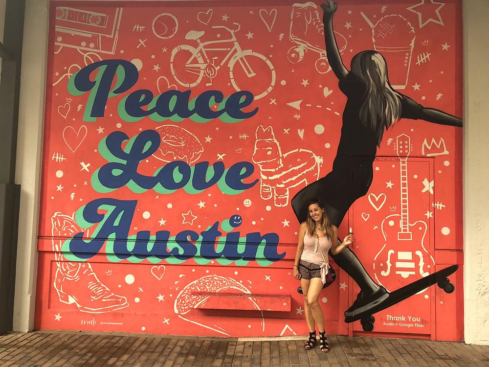 Peace, Love Austin