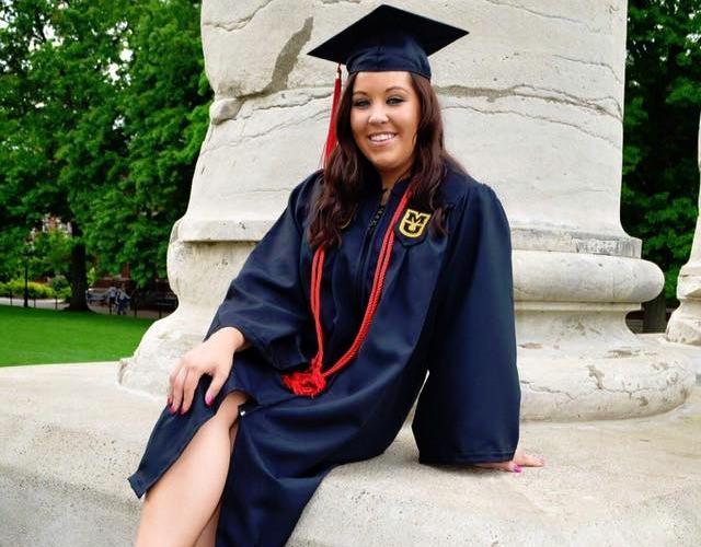 Mizzou college graduation