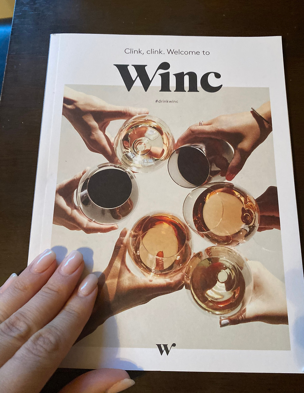 winc wine palate profile