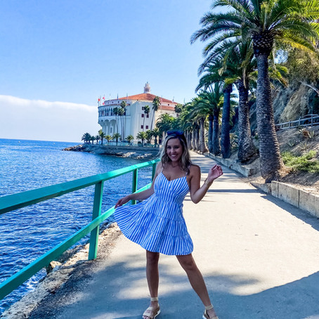 The Ultimate Guide to a Catalina Island Trip: Things to Do, Eat + Stay