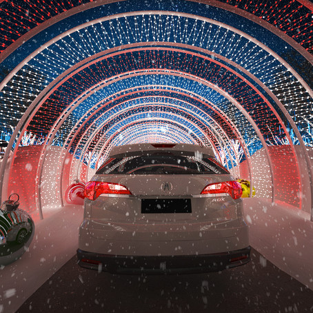 WonderLAnd Magical Drive Thru Holiday Experience Coming to LA