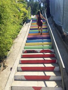 Micheltorena Heart Stairs