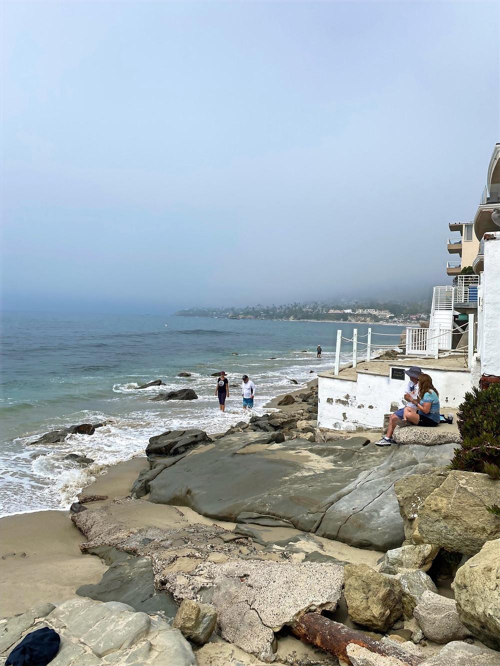Laguna Beach beautiful ocean