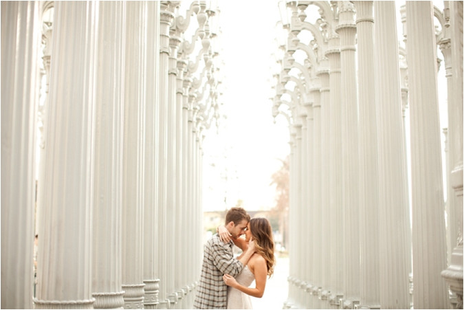 LACMA romantic date