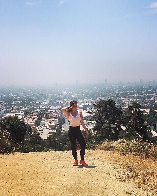 Runyon Canyon Los Angeles Hike