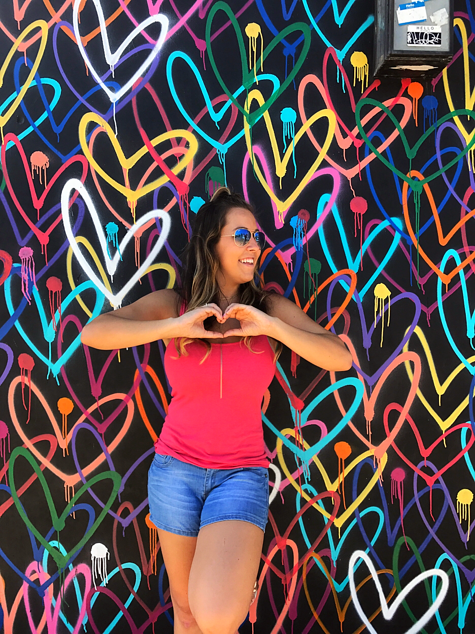 love wall los angeles