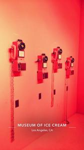 old pink pay phones los angeles