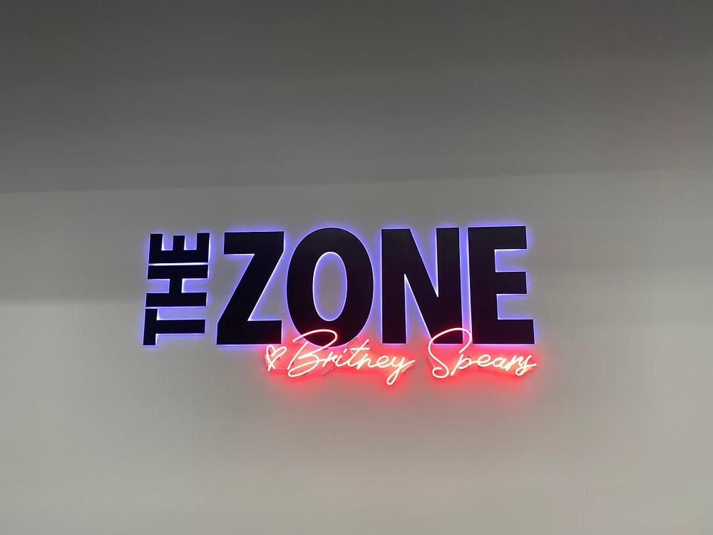 The Zone Britney Spears LA Pop-up