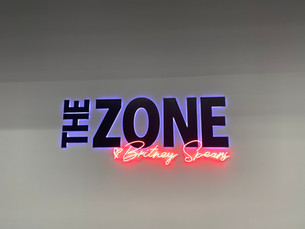 "Step Inside Britney Spears ""The Zone"" Pop-up Experience in LA"