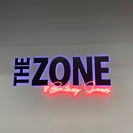 """Step Inside Britney Spears """"The Zone"""" Pop-up Experience in LA"""