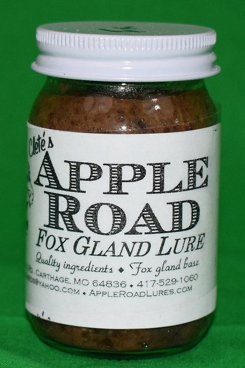 Apple Road Fox Gland Lure - 4 Ounces