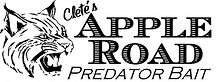 Logo, Apple Road, Trapping Supplies, Trapping Lure, Trapping Bait.