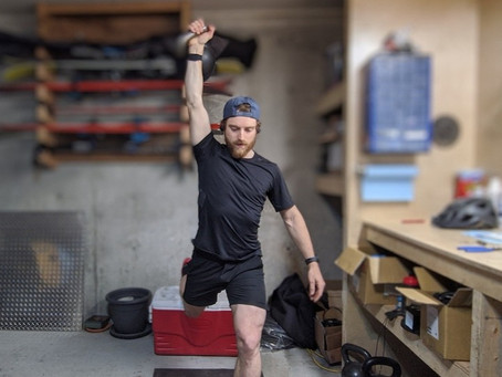 Strength and Conditioning Program Update with Pro Mountain Bike Racer, Jesse Melamed