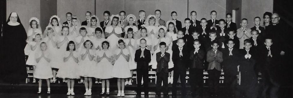 1963-64 Mrs Hendricks 2nd Grade CK Schoo