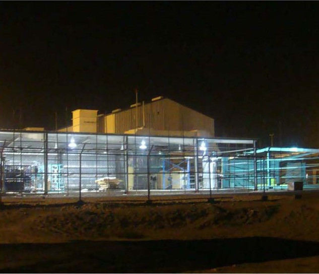 Naudero I & II Power Plant - Pakistan