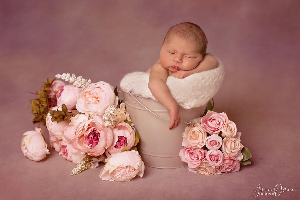 Calne Wiltshire Newborn Photography