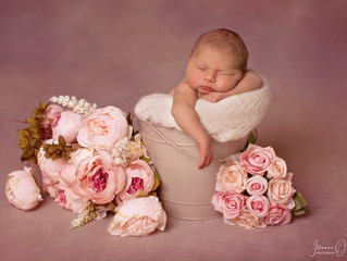 Calne Wiltshire Newborn Photography