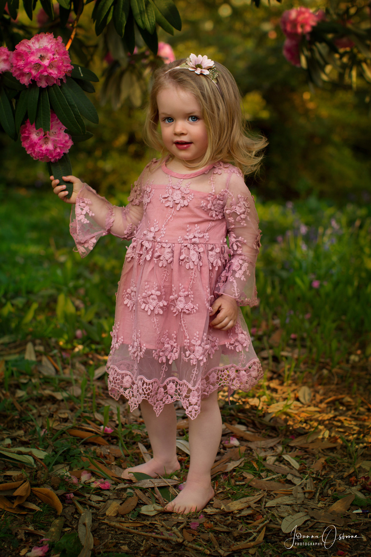 Spring Photoshoot at Westonbirt Arboretum