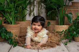 4 month Old Baby Photoshoot